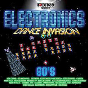 DANCE INVASION 80
